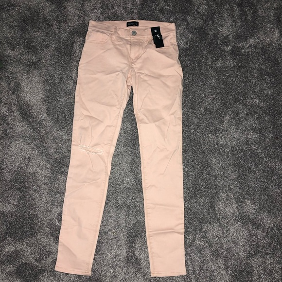 Express Denim - blush jeans